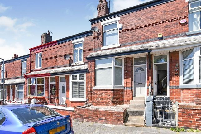 Thumbnail Terraced house to rent in Dona Street, Stockport