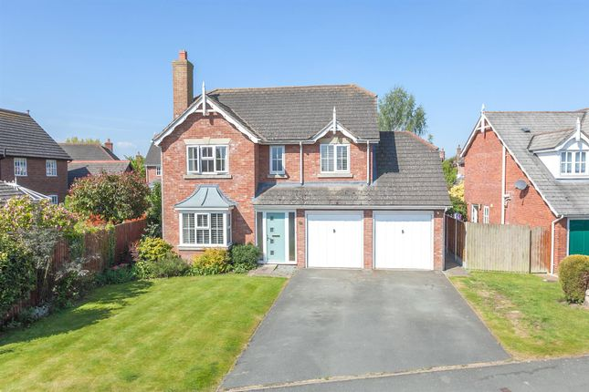 Thumbnail Property for sale in Kings Road North, Baschurch, Shrewsbury