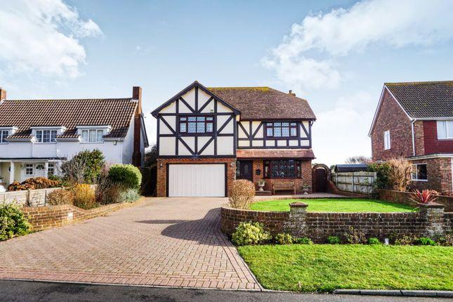 Thumbnail Detached house for sale in Golden Avenue, East Preston