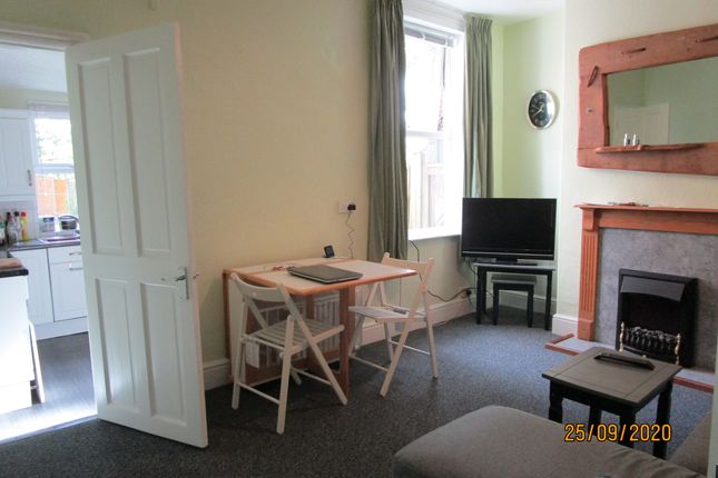 Thumbnail 4 bed shared accommodation to rent in Cobden Street, Derby