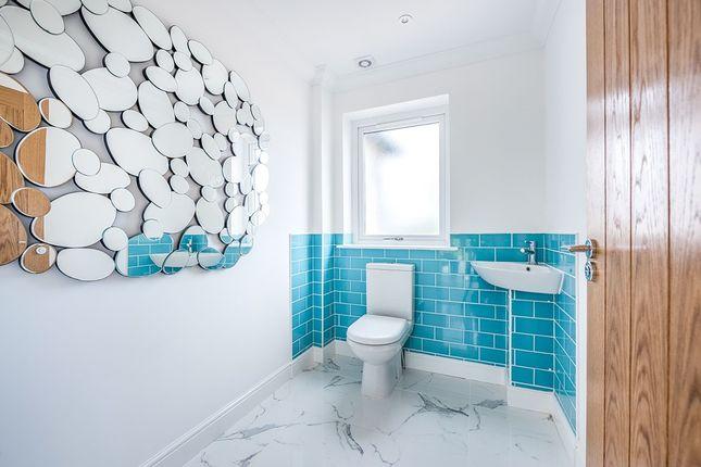 Cloakroom/WC of Cherrylynne, Inverkeilor, Arbroath, Angus DD11