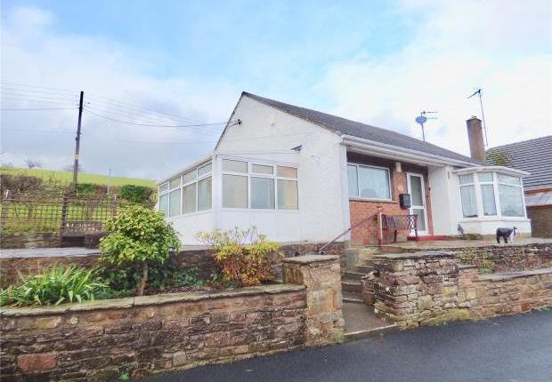 Thumbnail Detached bungalow for sale in The Dene, Rowgate, Kirkby Stephen, Cumbria