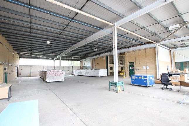 Thumbnail Industrial to let in Buildings G104-G113, Cody Technology Park, Ively Road, Farnborough