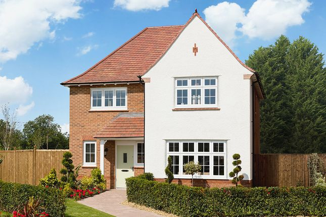 """Thumbnail Detached house for sale in """"Cambridge"""" at Pinewood Way, Chichester"""