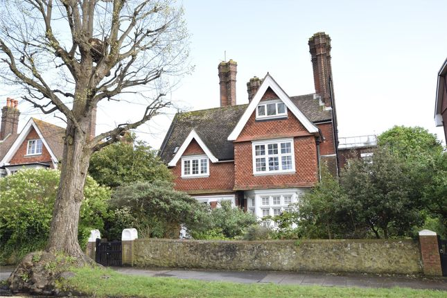 Thumbnail Flat to rent in Tudor Court, Carlisle Road, Eastbourne, East Sussex