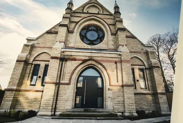 Thumbnail Flat to rent in Rochdale Road, Edenfield