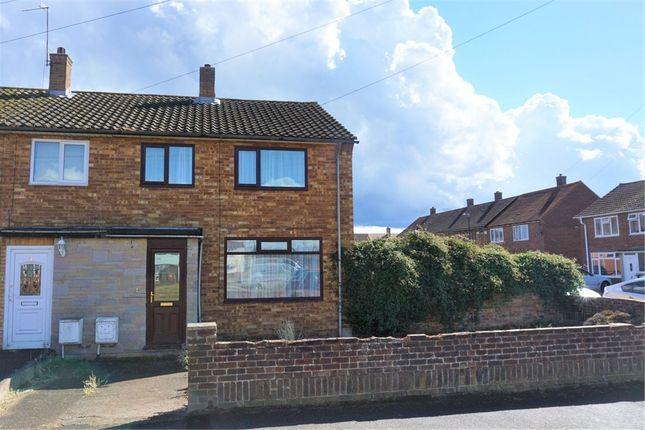 Thumbnail End terrace house to rent in Aldridge Road, Slough, Berkshire