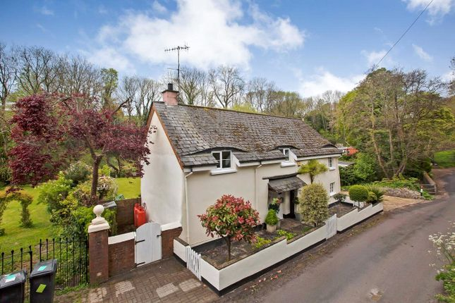 Thumbnail Detached house for sale in Nadderwater, Exeter, Devon