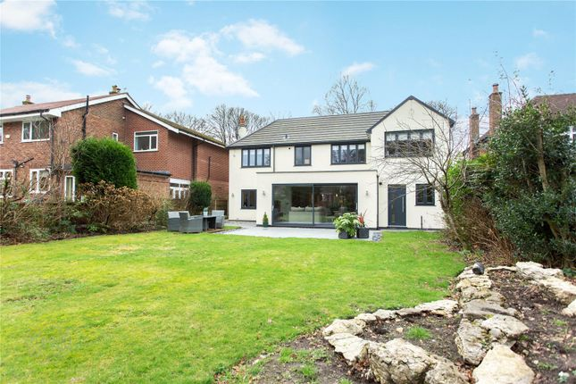 Thumbnail Detached house for sale in Regent Road, Lostock, Bolton, Greater Manchester