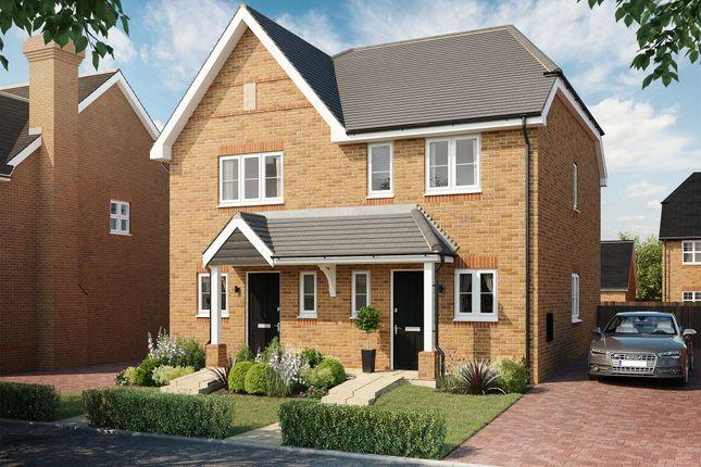 3 bed semi-detached house for sale in Folly Hill, Farnham, Surrey GU9