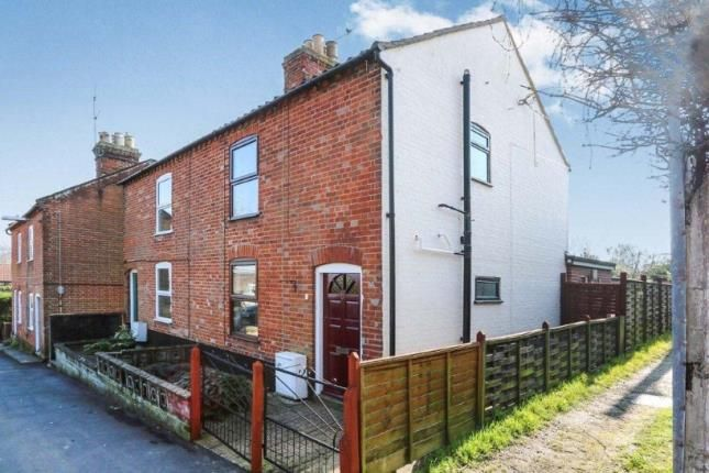 Thumbnail Semi-detached house for sale in Halesworth, Suffolk