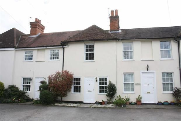 Thumbnail Cottage to rent in Waltham Road, White Waltham