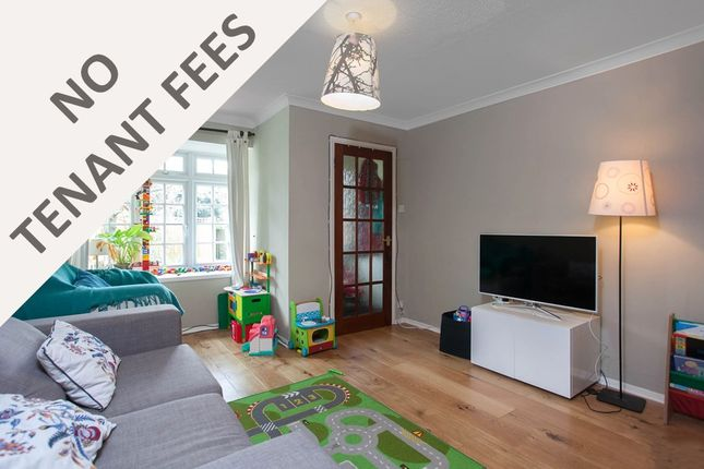 Thumbnail Terraced house to rent in St. Edmund's Close, London