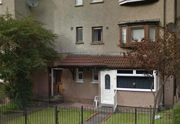 Thumbnail Flat to rent in Denmilne Path, Glasgow