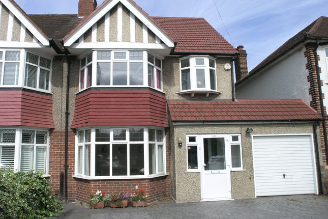 Thumbnail Semi-detached house for sale in Percy Road, Whitton