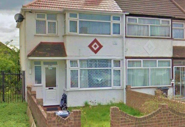 Thumbnail Semi-detached house to rent in Marlborough Road, Southall