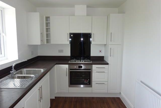 Thumbnail Detached house to rent in Harewood Park, Andover Down, Andover