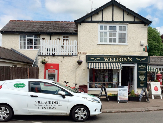 Thumbnail Retail premises for sale in The Green, Leicestershire