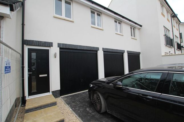 Thumbnail Flat to rent in Brick Hill Way, Patchway, Bristol