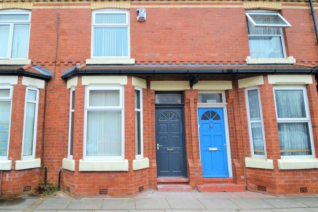 Thumbnail Shared accommodation to rent in Blandford Road, Salford