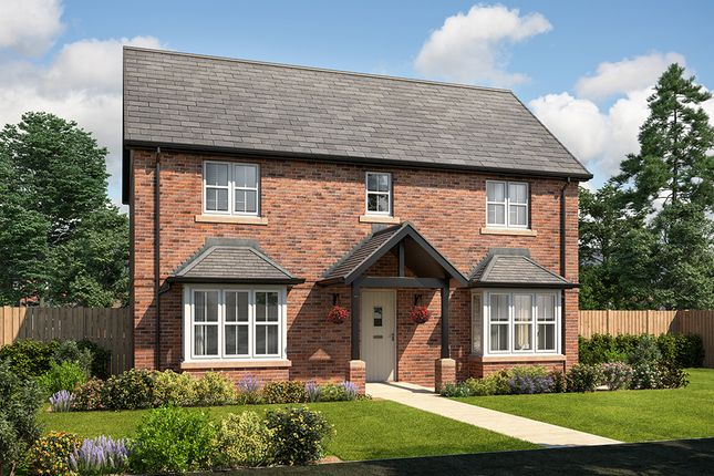 """Thumbnail Detached house for sale in """"Arundel"""" at Mayfield Avenue, Throckley, Newcastle Upon Tyne"""