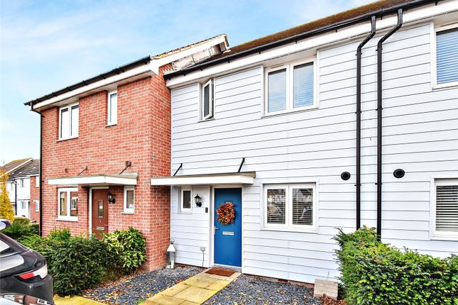 2 bed terraced house for sale in Claremont Mews, Waterside At The Bridge, Dartford, Kent DA1