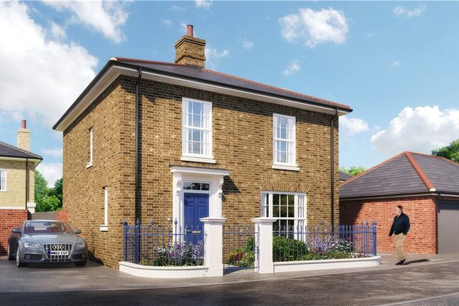 Thumbnail Detached house for sale in Dukes Parade, Poundbury, Dorchester, Dorset