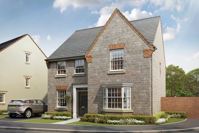 """Thumbnail Detached house for sale in """"Holden"""" at Bath Road, Kings Stanley, Stonehouse"""