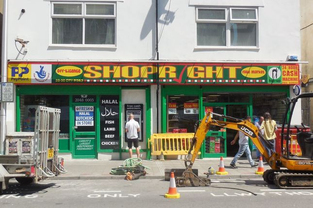 Thumbnail Retail premises to let in City Road, Cathays, Cardiff