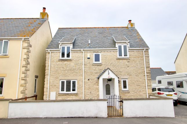 Thumbnail Detached house for sale in Fancys Close, Portland