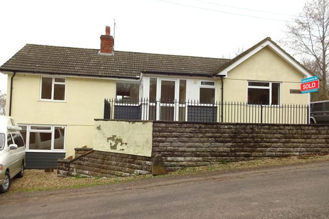 Thumbnail Detached bungalow to rent in Wrantage, Taunton