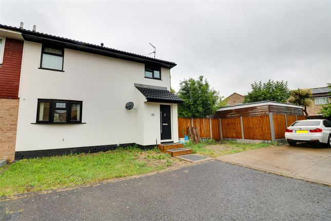 3 bed semi-detached house for sale in Marram Court, Grays RM17