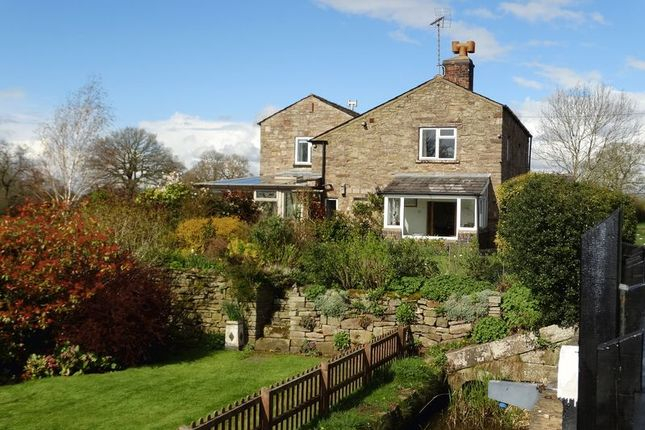 Thumbnail Cottage for sale in Higher Lock Cottage, North Rode, Congleton