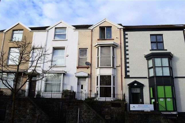 Thumbnail Maisonette for sale in Mansel Street, Swansea