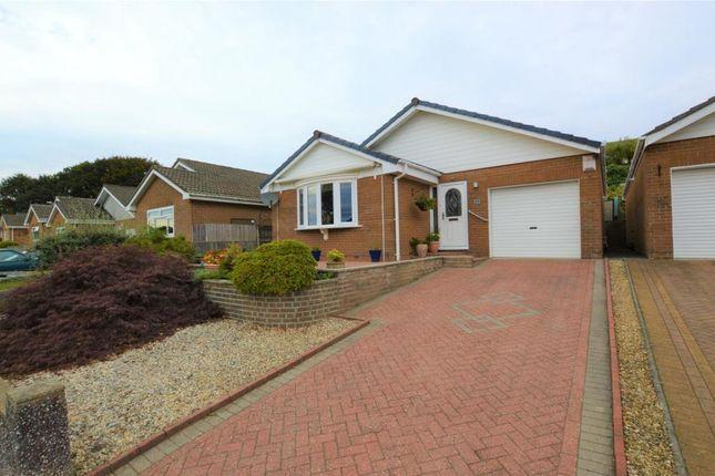 Thumbnail Detached bungalow for sale in Pattinson Drive, Plymouth, Devon