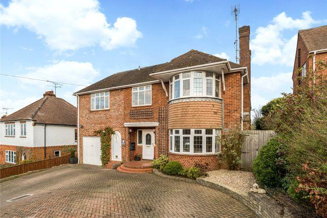 Thumbnail Detached house for sale in Brambleton Avenue, Farnham, Surrey