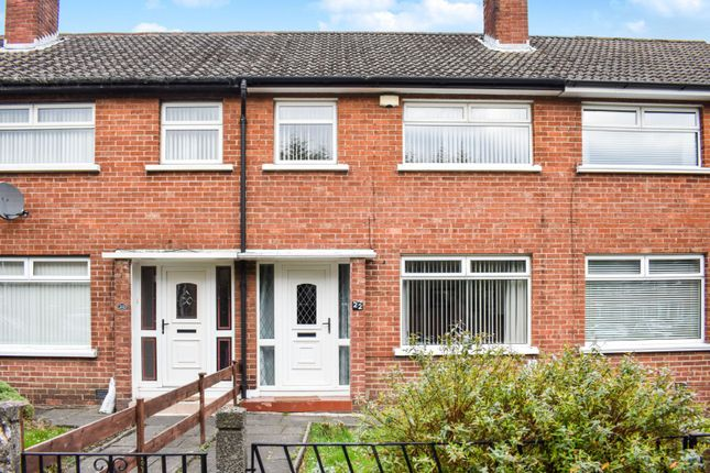 3 bedroom terraced house for sale in Tedburn Park, Belfast
