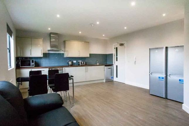 Thumbnail Flat to rent in Terrace Street, Noel Street, Forest Fields, Nottingham