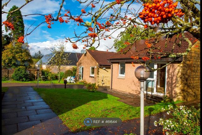 Thumbnail Flat to rent in Manse Gardens, Argyll
