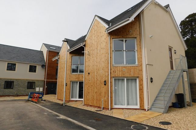 Thumbnail Maisonette to rent in Mitchell Gardens, Axminster