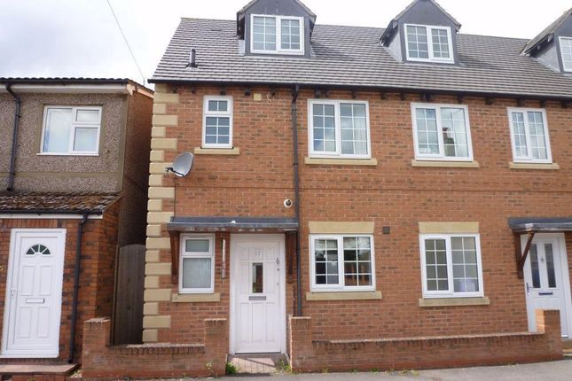 Thumbnail Semi-detached house to rent in Main Street, Long Lawford, Rugby