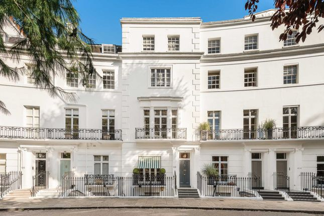 Thumbnail Terraced house to rent in Egerton Crescent, London