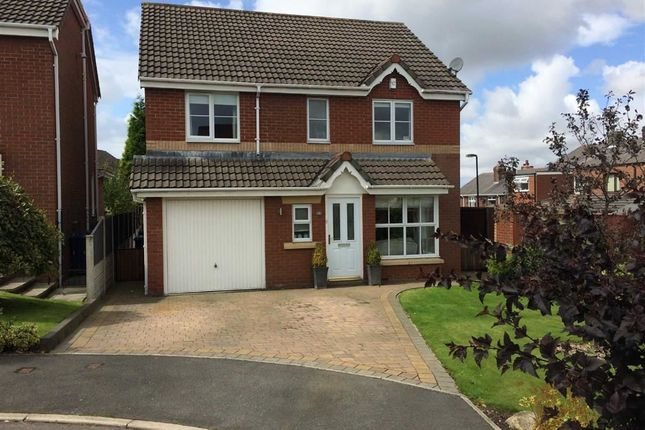 Thumbnail Detached house for sale in Heathland, Upholland