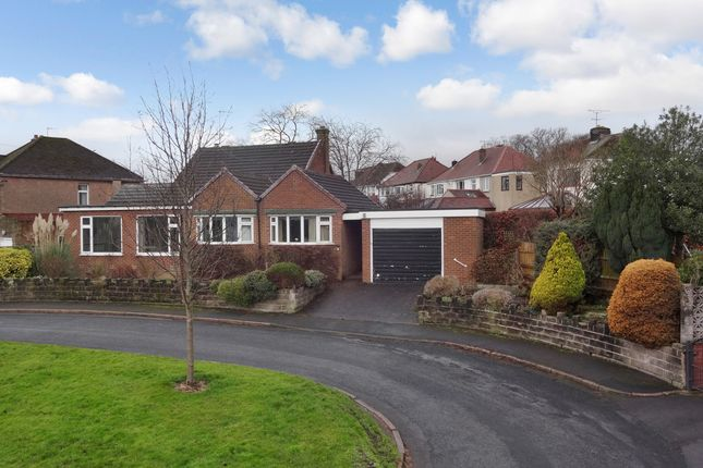 Thumbnail Detached bungalow for sale in Bradway Grange Road, Bradway, Sheffield
