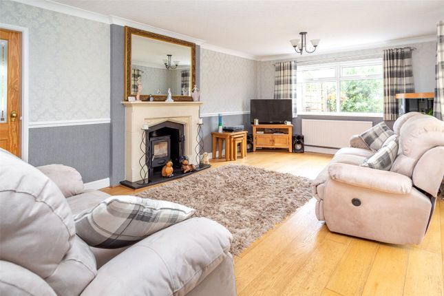 Thumbnail Detached bungalow for sale in Station Road, Hensall, Selby