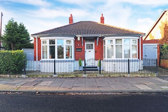 Thumbnail Bungalow for sale in Jesmond Road, Hartlepool