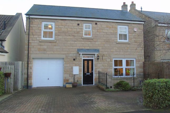 Thumbnail Detached house for sale in Whitton View, Rothbury, Morpeth
