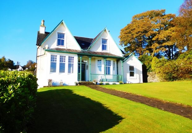 Thumbnail Maisonette for sale in Eccles Road, Hunters Quay, Dunoon