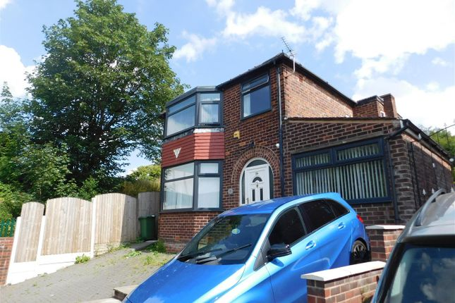Thumbnail Detached house to rent in Windsor Road, Prestwich, Manchester