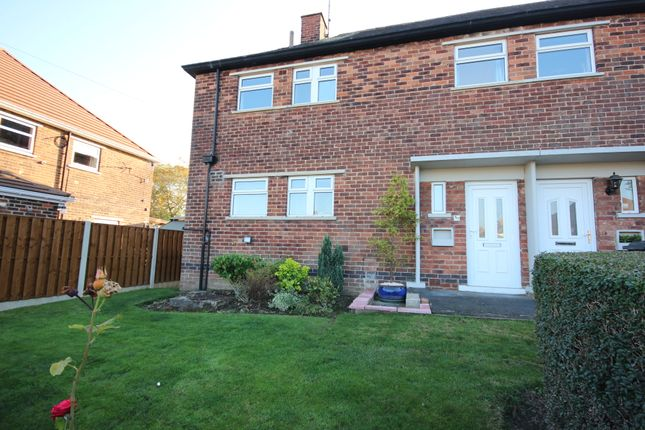 Thumbnail Semi-detached house to rent in Elstree Road, Sheffield